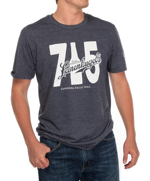 DRINK WISCONSINBLY HT NAVY TEE