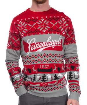 LEINENKUGEL'S UGLY SWEATER