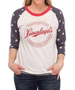 LADIES NOVA STAR RAGLAN TEE