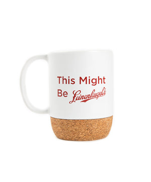 THIS MIGHT BE LEINENKUGELS MUG