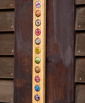BOTTLE CAP STRIP