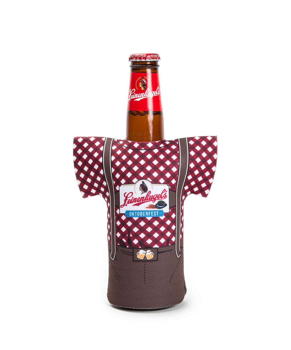 LEDERHOSEN BOTTLE COOLER