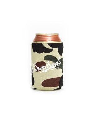 CAMOUFLAGE POCKET COOLER