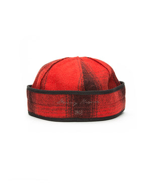RED/BLK PLAID STORMY KROMER