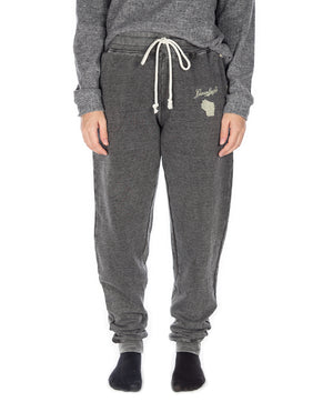 LADIES SAVVY FLEECE JOGGER