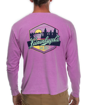 ROUND LAKE LONG SLEEVE TEE