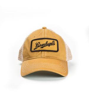 TRUCKER FAVORITE YELLOW HAT