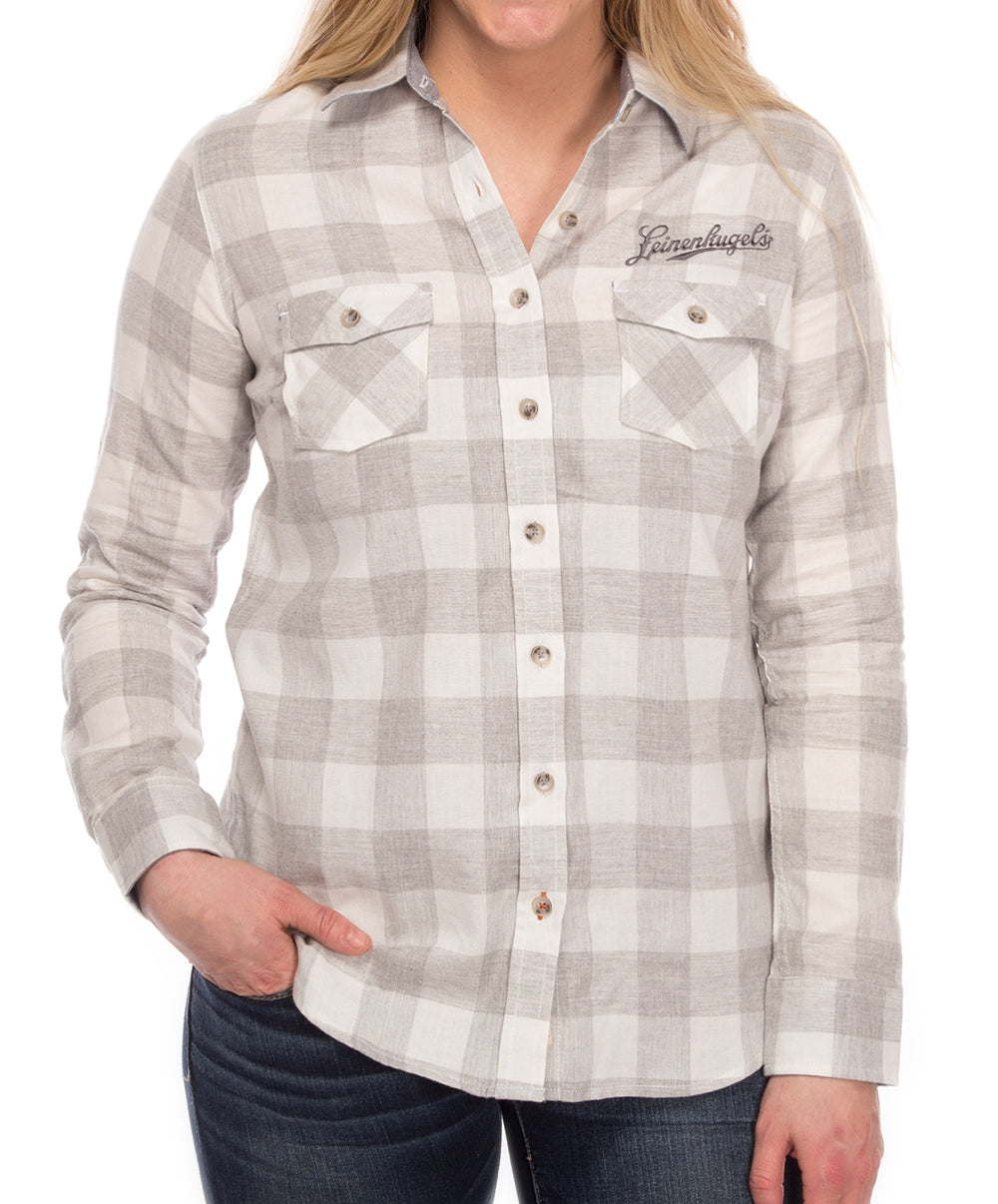 LADIES NALA FLANNEL SHIRT