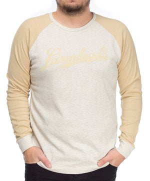 POWER RAGLAN LONG SLEEVE TEE