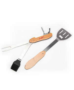 3 IN 1 GRILLING TOOL