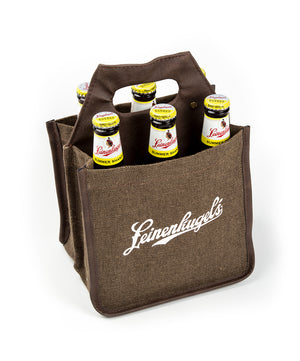 CANVAS BOTTLE CARRIER