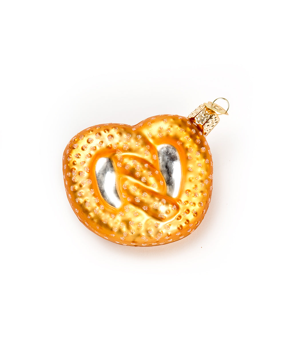 PRETZEL ORNAMENT