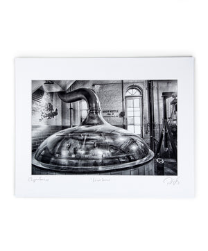 8X12 MATTED BREW KETTLE