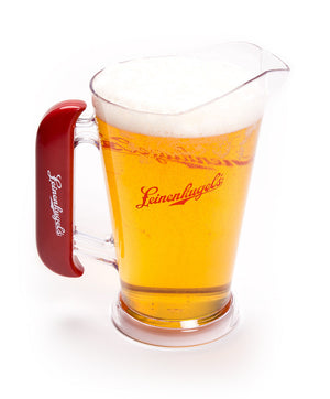 CANOE HANDLE PITCHER