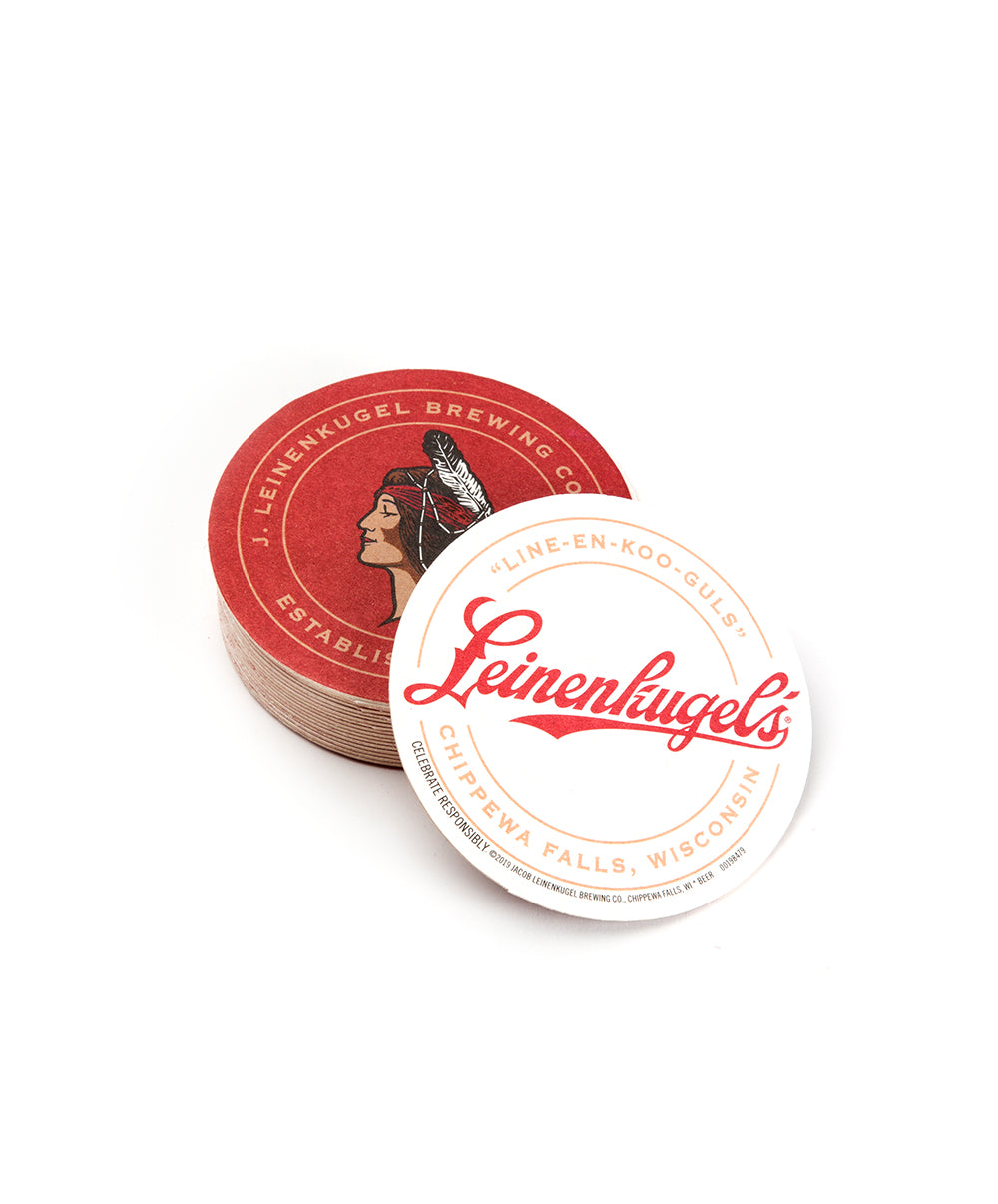 LEINIE CIRCLE COASTER PACK