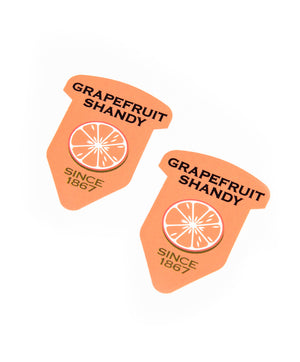 GRAPEFRUIT SHANDY INSERT CARD