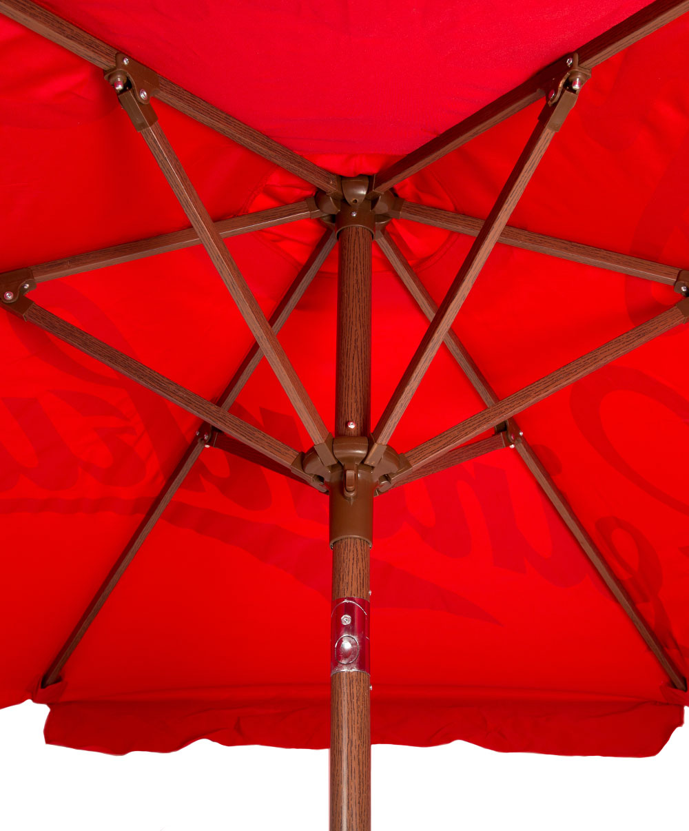 PHONETIC MARKET PATIO UMBRELLA