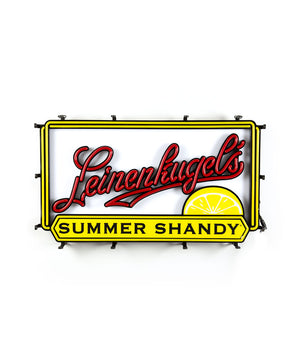 MINI SUMMER SHANDY LED SIGN