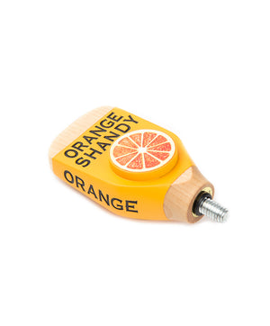 ORANGE SHANDY TAP TOP