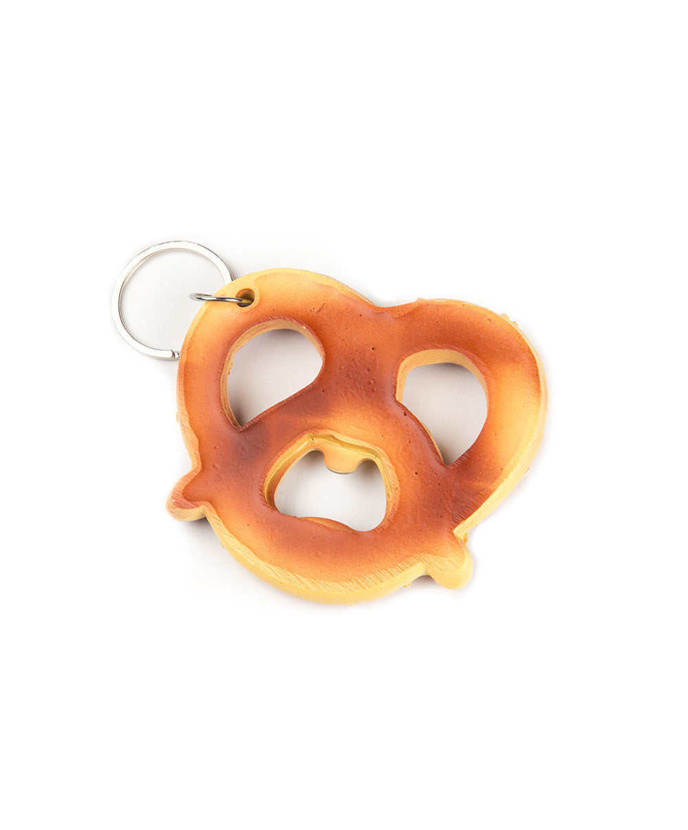 PRETZEL BOTTLE OPENER