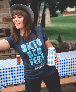 LADIES PEG OKTOBERFEST TEE