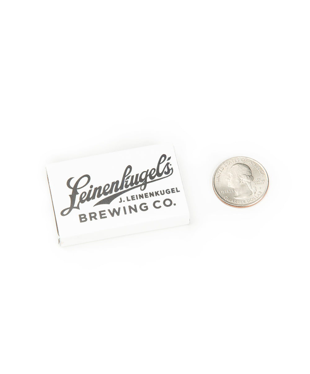 LEINENKUGEL'S MATCHBOOK