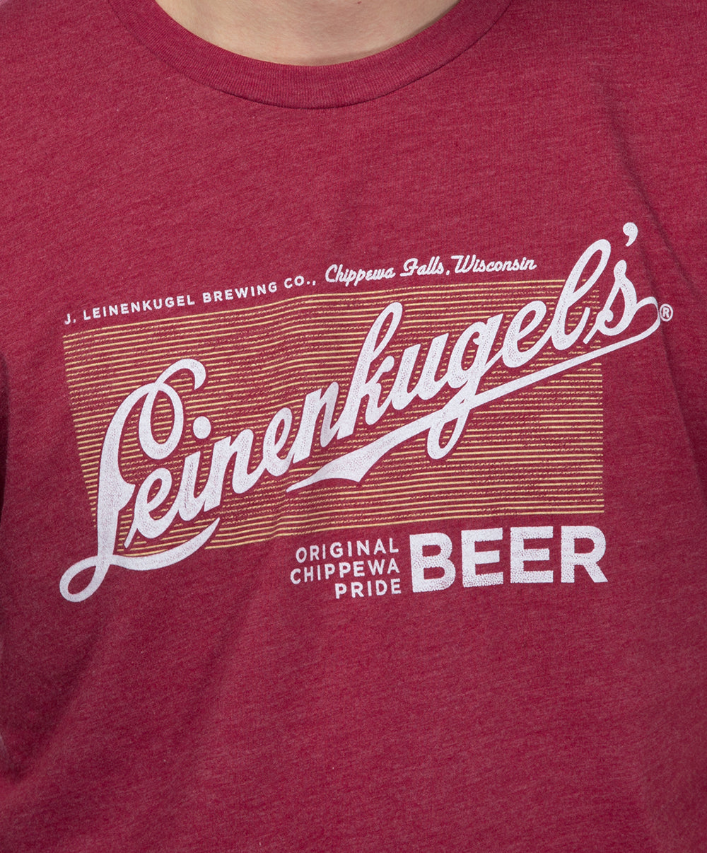 REGGIE ORIGINAL BEER TEE