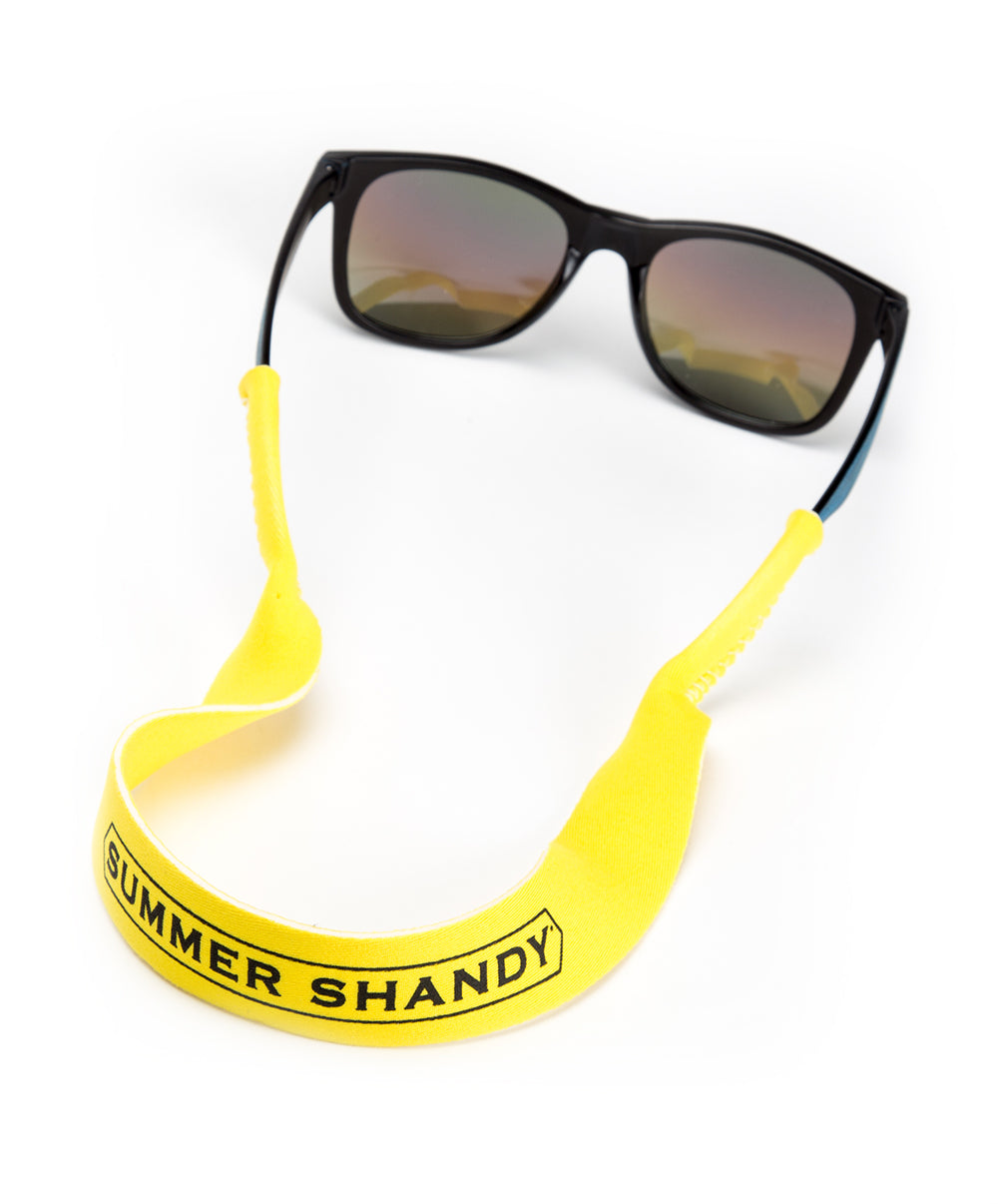 YELLOW SHANDY EYEWEAR STRAP