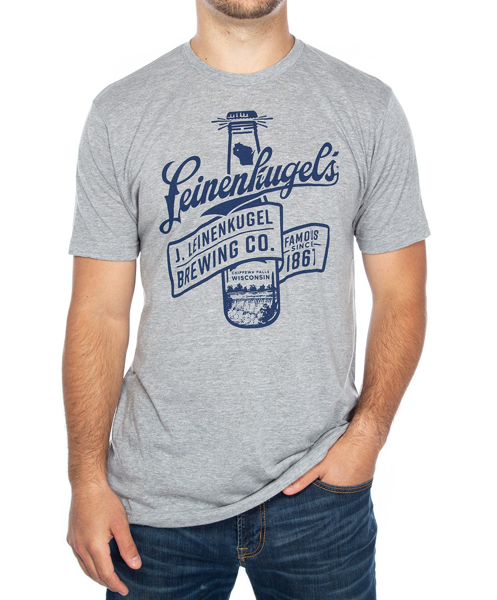 LEINENKUGEL BOTTLE TEE