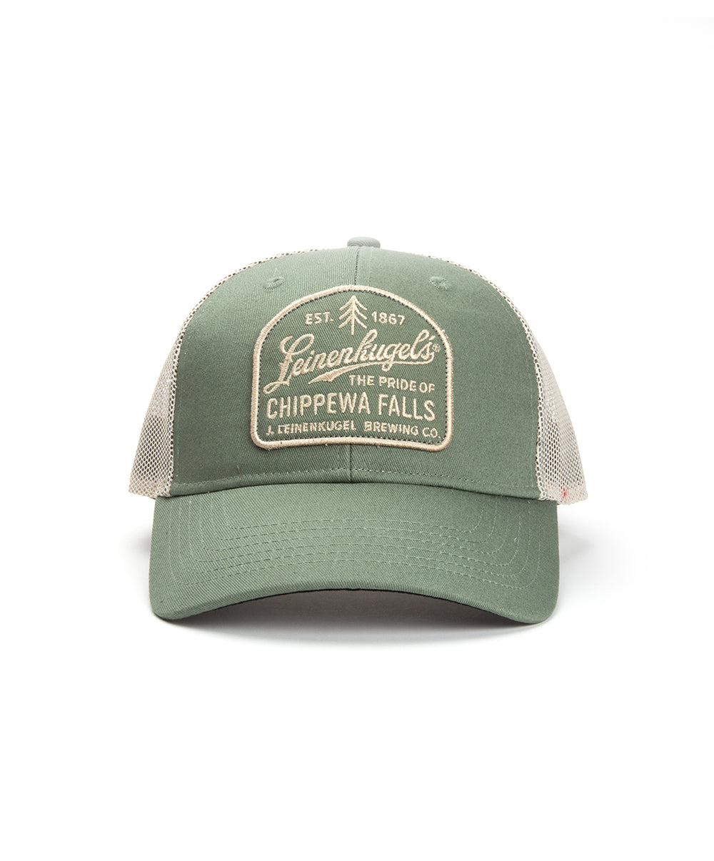 NASH CHIPPEWA FALLS PRIDE HAT