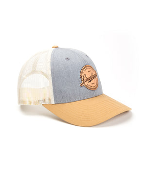 NICHOLS CIRCLE PATCH HAT