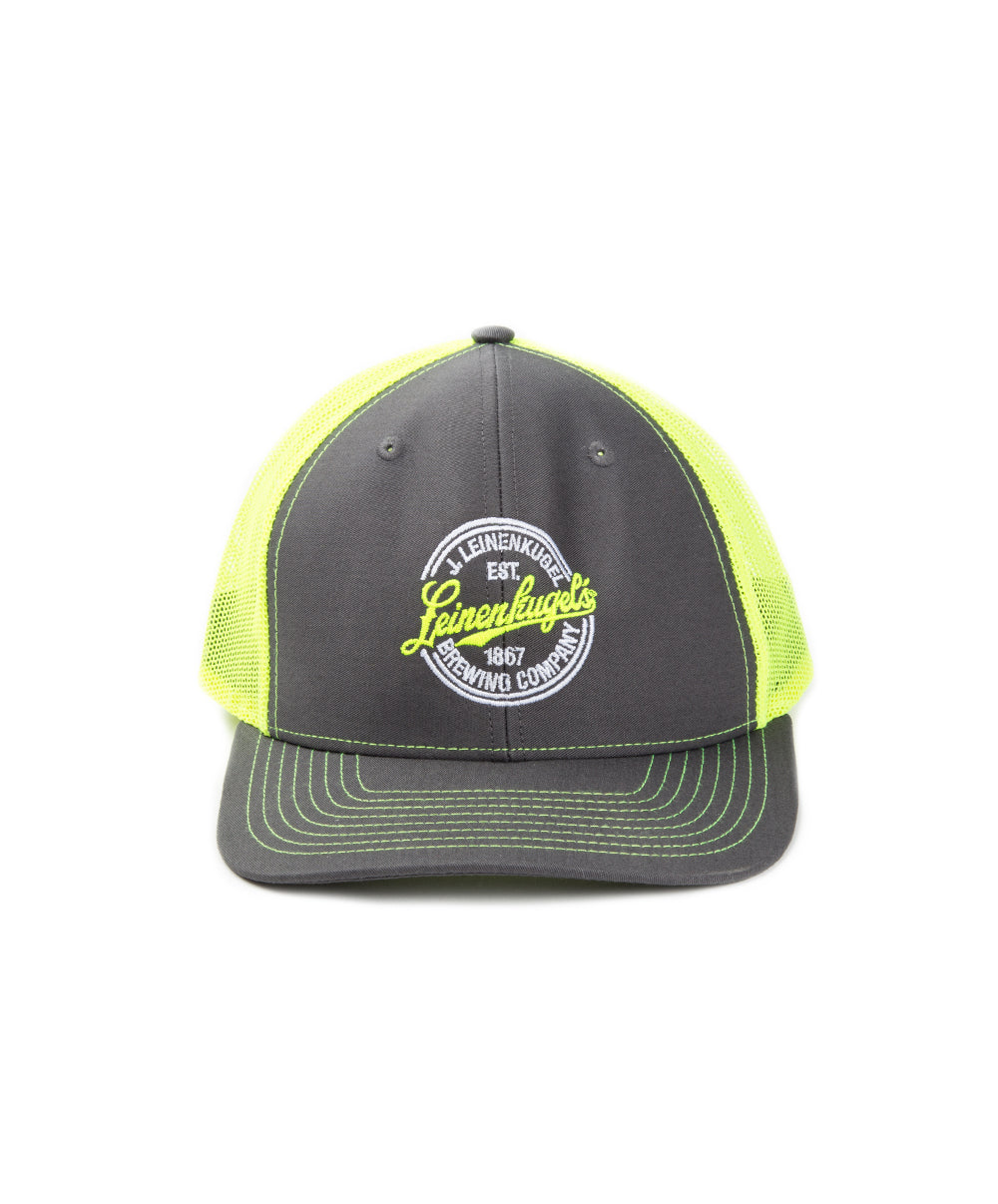 CIRCLE LOGO SAFETY HAT