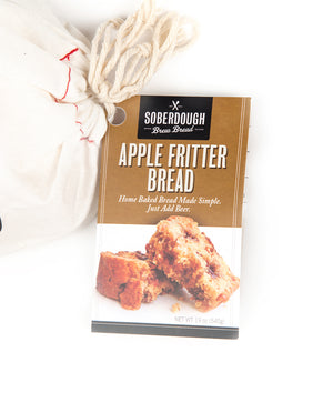 APPLE FRITTER SOBERDOUGH MIX