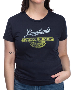 LADIES SUMMER SHANDY TEE