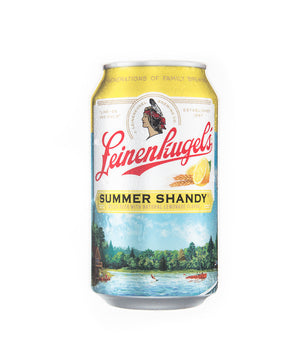 MINI SUMMER SHANDY CAN STICKER
