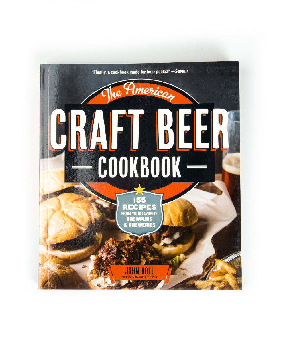 THE AMERI CRAFT BEER COOKBOOK