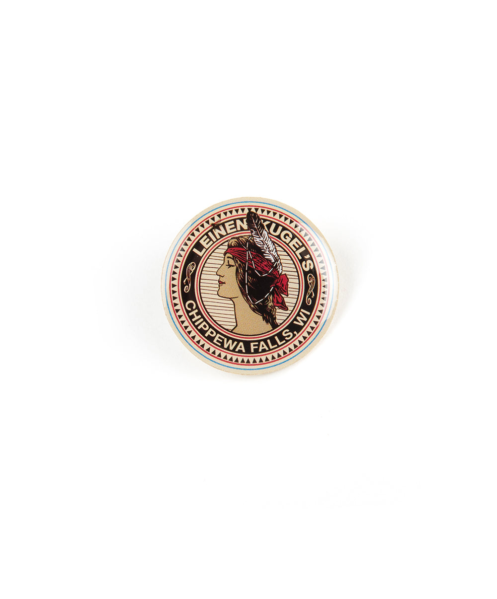 MAIDEN BADGE HAT PIN