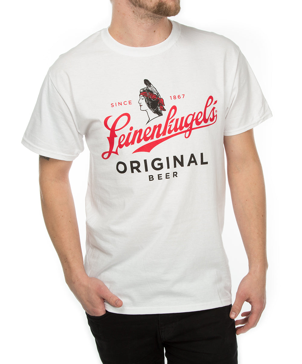 ORIGINAL BEER WHITE TEE