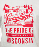 PRIDE OF CHIPPEWA WHITE TEE
