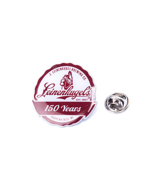 150TH HAT PIN