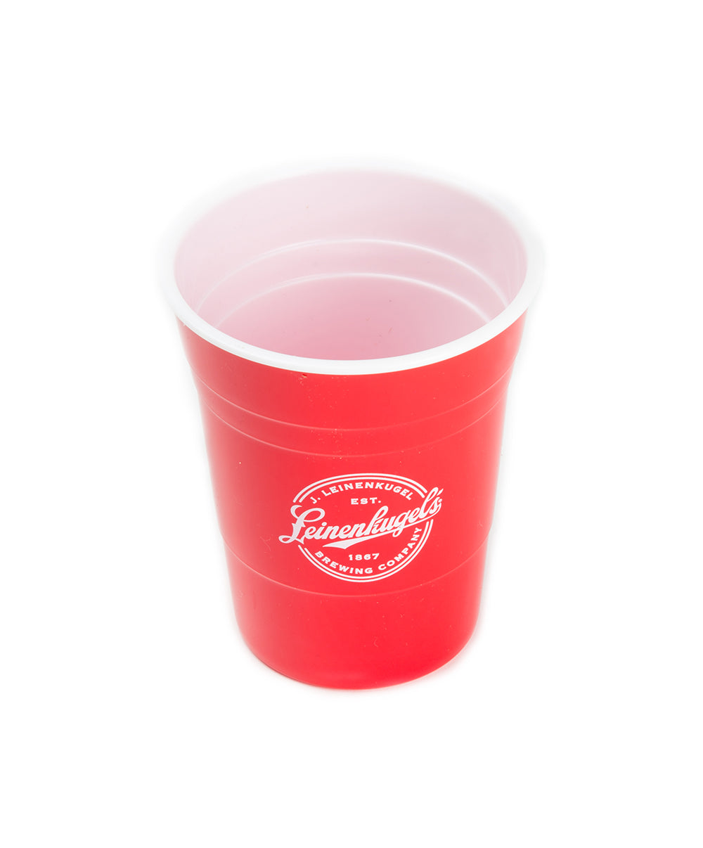 REUSABLE RED PARTY CUP