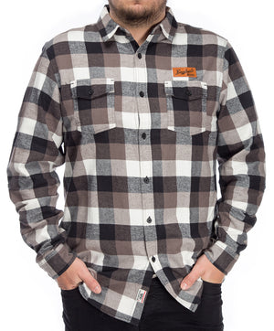 POTTER PLAID FLANNEL
