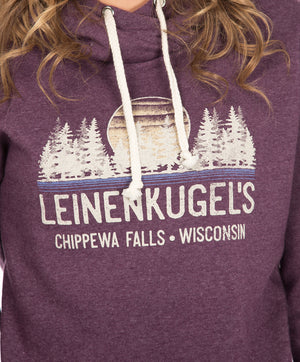 LADIES ADVENTURE HOODIE