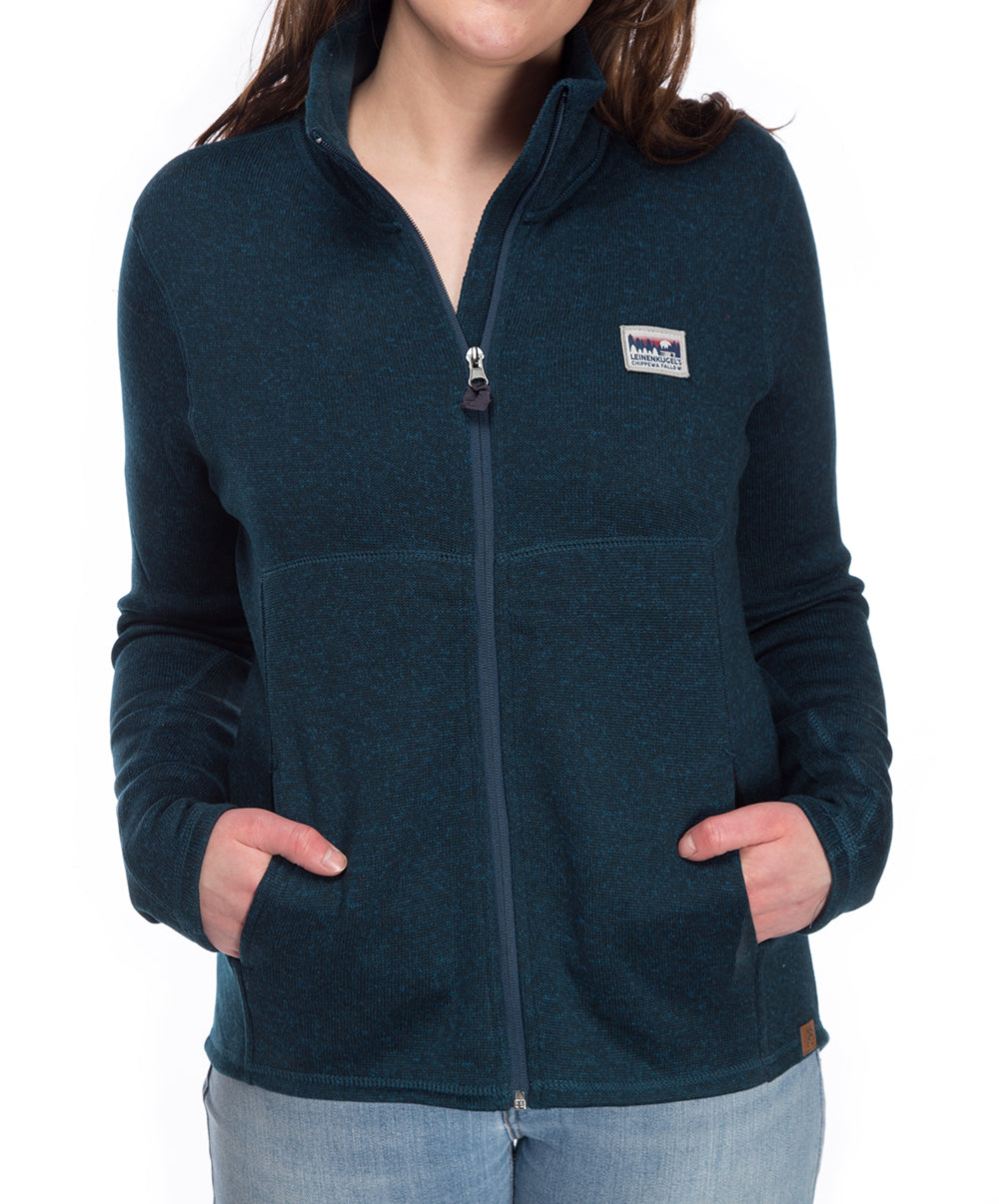 LADIES PRIYA FULL ZIP FLEECE