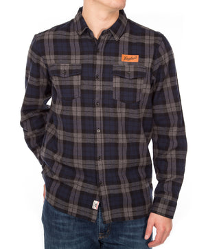 MELVIN FLANNEL SHIRT
