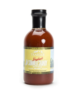 SUMMER SHANDY BBQ SAUCE