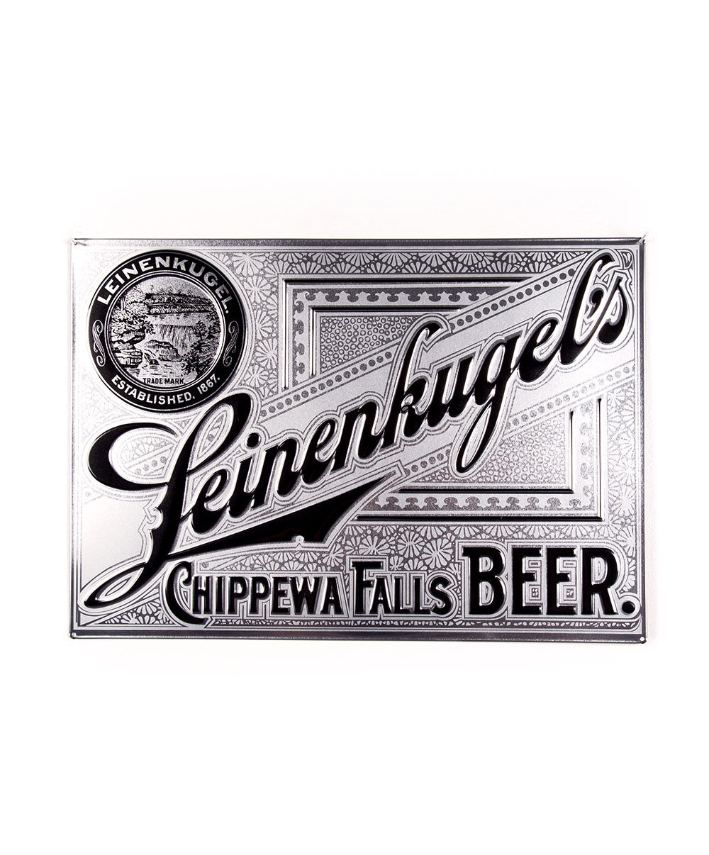 1890'S REPLICA TIN SIGN