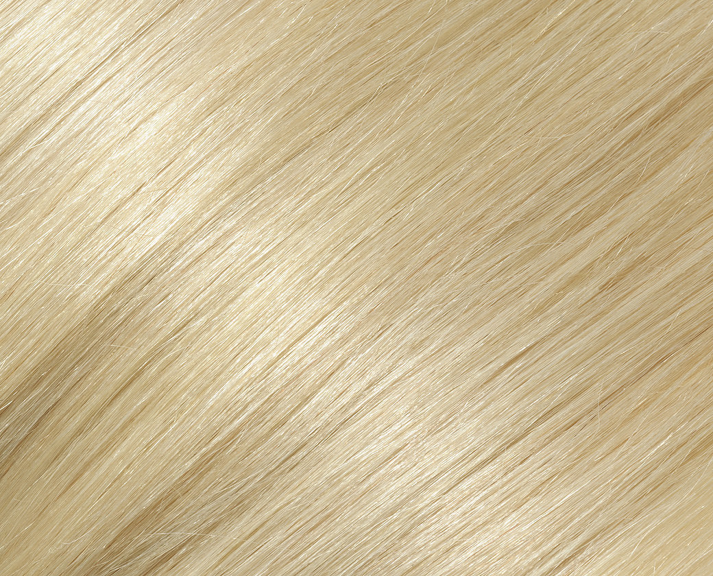 Baby Blonde #60 Deluxe Clip-in hair extensions