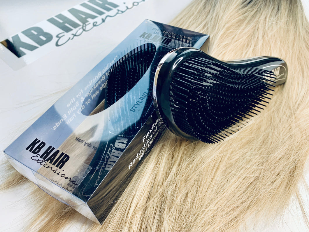 KB Hair Extensions Detangling Brush