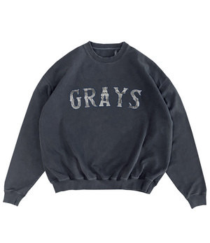 Open image in slideshow, Grays Crewneck